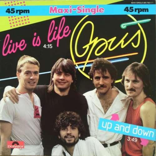 Bild Opus - Live Is Life (12, Maxi) Schallplatten Ankauf
