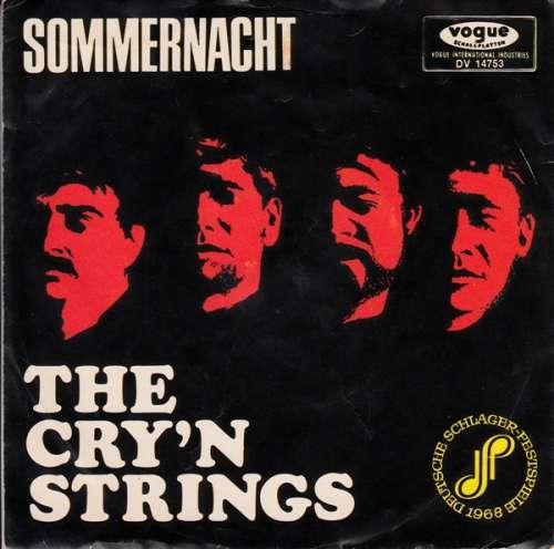 Bild The Cry'n Strings - Sommernacht (7, Single) Schallplatten Ankauf