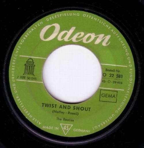 Cover The Beatles - Twist And Shout (7, Single) Schallplatten Ankauf