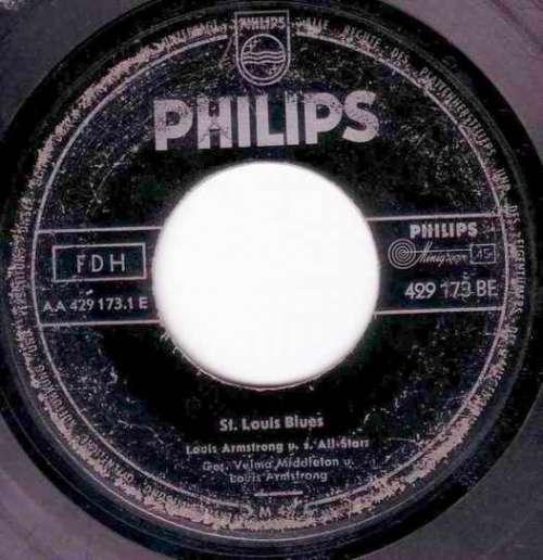 Bild Louis Armstrong Und Seine All-Stars* - St. Louis Blues (7, EP, Mono) Schallplatten Ankauf