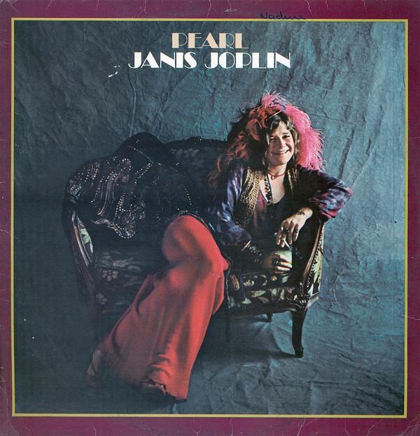 Bild Janis Joplin - Pearl (LP, Album, RP) Schallplatten Ankauf