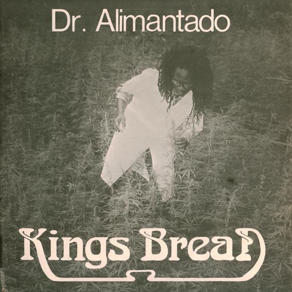 Bild Dr. Alimantado - Kings Bread (Jah Love Forever) (LP, Album) Schallplatten Ankauf