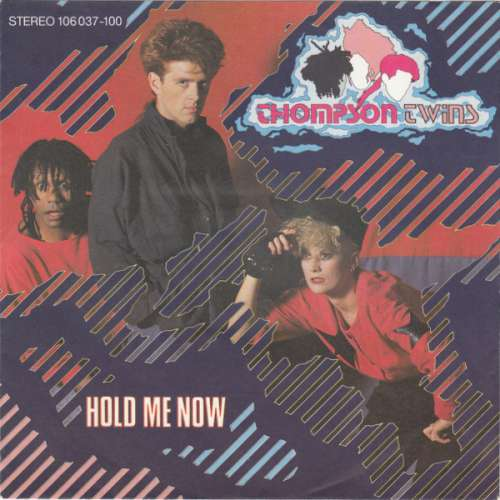Bild Thompson Twins - Hold Me Now (7, Single) Schallplatten Ankauf