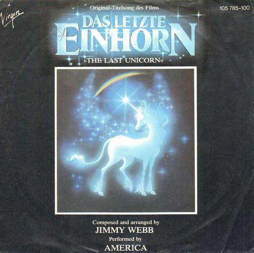 Bild America (2) - Das Letzte Einhorn »The Last Unicorn« (7, Single) Schallplatten Ankauf