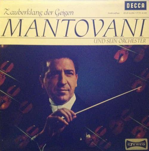 Bild Mantovani Und Sein Orchester* - Zauberklang Der Geigen (10) Schallplatten Ankauf