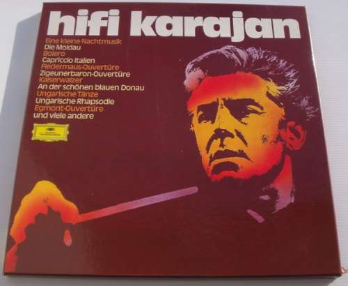 Bild Herbert von Karajan Und Die Berliner Philharmoniker* - Hifi Karajan  (5xLP + Box) Schallplatten Ankauf