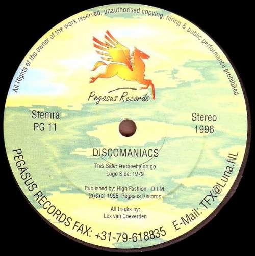 Bild Discomaniacs - 1979 / Trumpet A Go Go (12) Schallplatten Ankauf