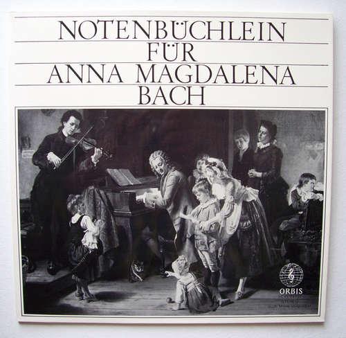 Bild Elly Ameling, Hans-Martin Linde, Gustav Leonhardt - Notenbüchlein Fur Anna Magdalalena Bach (LP) Schallplatten Ankauf