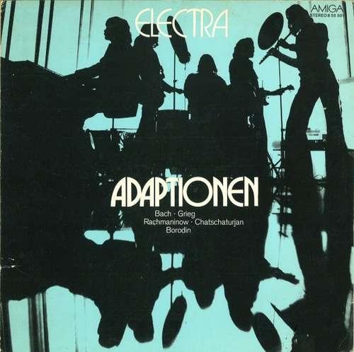 Bild Electra (7) - Adaptionen (LP, Red) Schallplatten Ankauf