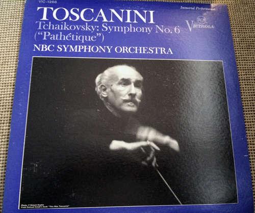 Bild Tchaikovsky* - Toscanini*, NBC Symphony Orchestra - Symphony No. 6, In B Minor, Op. 74 (Pathétique) (LP, Album, Mono) Schallplatten Ankauf