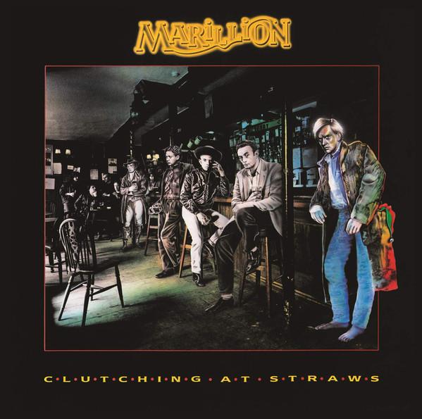 Bild Marillion - Clutching At Straws (LP, Album, DMM) Schallplatten Ankauf