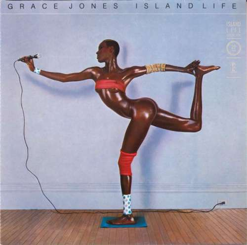 Cover zu Grace Jones - Island Life (LP, Comp, 25 ) Schallplatten Ankauf
