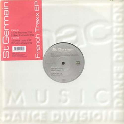 Cover St Germain - French Traxx EP (12, EP) Schallplatten Ankauf