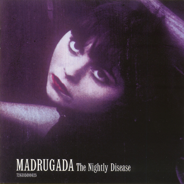 Cover Madrugada - The Nightly Disease (CD, Album) Schallplatten Ankauf