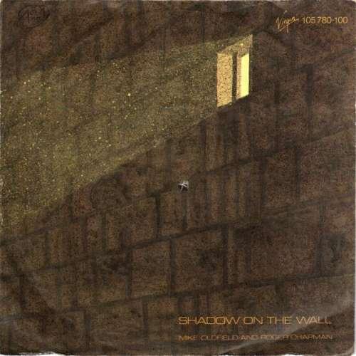 Bild Mike Oldfield And Roger Chapman - Shadow On The Wall (7, Single) Schallplatten Ankauf