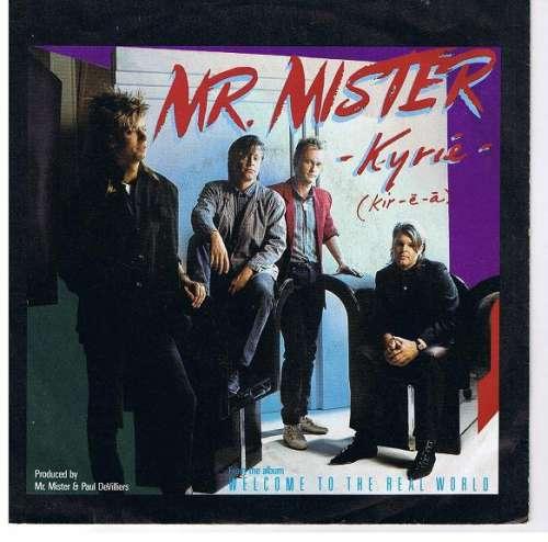 Bild Mr. Mister - Kyrie (7, Single) Schallplatten Ankauf