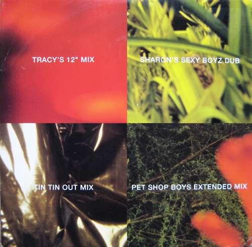 Cover Pet Shop Boys - Paninaro '95 (The Remixes Part One) (12, Promo) Schallplatten Ankauf