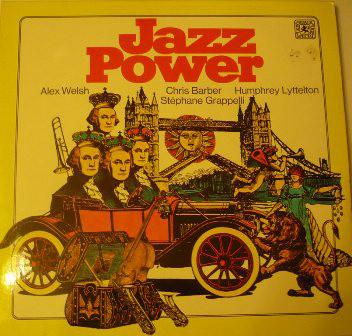 Cover Various - Jazz Power (2xLP, Album) Schallplatten Ankauf