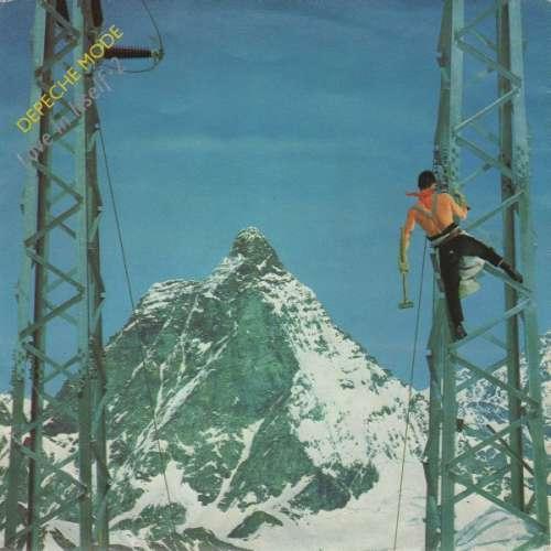 Cover Depeche Mode - Love In Itself·2 (7, Single) Schallplatten Ankauf