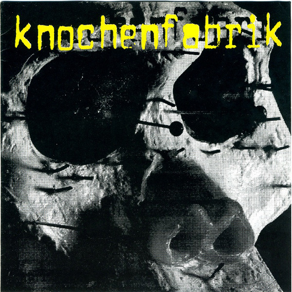 Cover Knochenfabrik - Elvis (7, EP) Schallplatten Ankauf