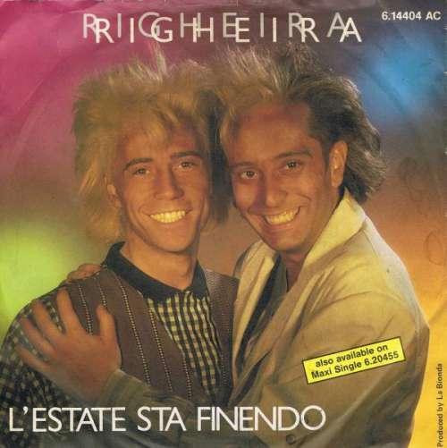 Bild Righeira - L'Estate Sta Finendo (7, Single) Schallplatten Ankauf