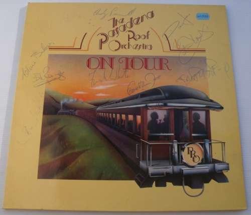 Bild The Pasadena Roof Orchestra - On Tour (LP, Album, Gat) Schallplatten Ankauf