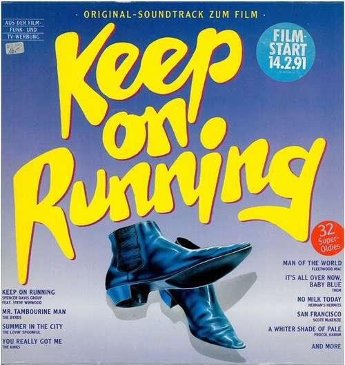 Cover Various - Keep On Running - Original Soundtrack Zum Film (2xLP, Comp) Schallplatten Ankauf