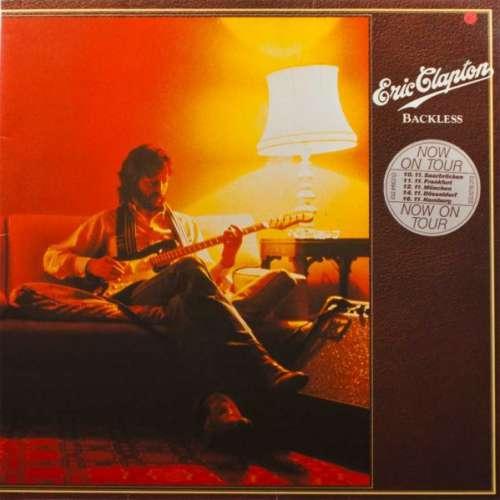 Bild Eric Clapton - Backless (LP, Album, Gat) Schallplatten Ankauf