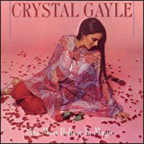 Bild Crystal Gayle - We Must Believe In Magic (LP, Album) Schallplatten Ankauf