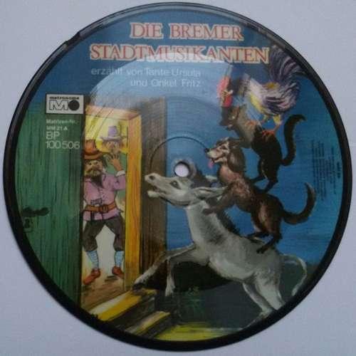 Bild Tante Ursula und Onkel Fritz - Die Bremer Stadtmusikanten (7, Pic) Schallplatten Ankauf