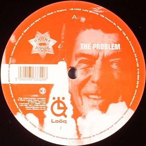 Bild Phunk Police - The Problem (12) Schallplatten Ankauf