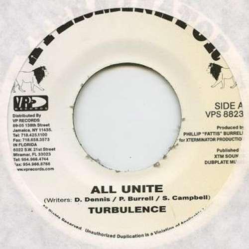 Bild Turbulence (4) - All Unite (7) Schallplatten Ankauf