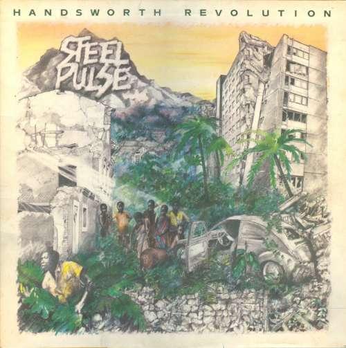 Cover Steel Pulse - Handsworth Revolution (LP, Album, Gat) Schallplatten Ankauf