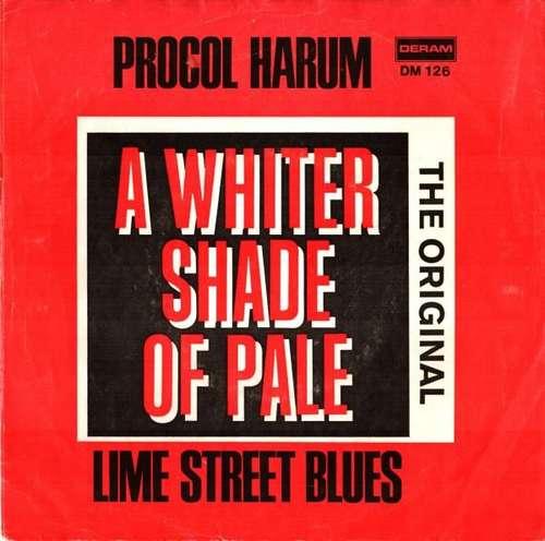 Bild Procol Harum - A Whiter Shade Of Pale (7, Single) Schallplatten Ankauf