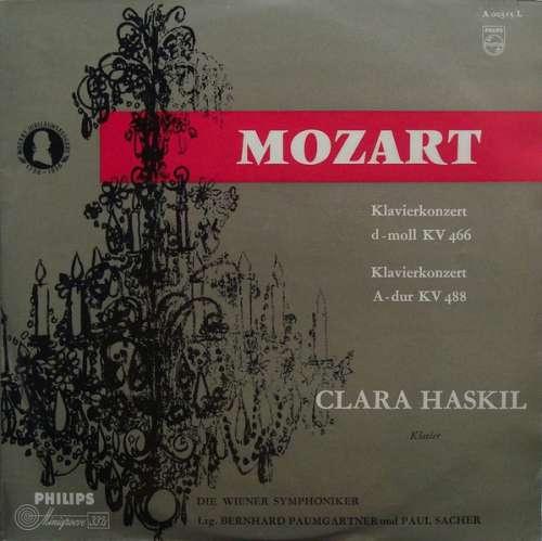 Bild Mozart*, Clara Haskil - Concertos For Piano And Orchestra Kv 466/ Kv 488  (LP, Album) Schallplatten Ankauf