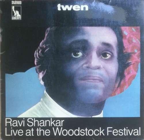 Cover Ravi Shankar - Live At The Woodstock Festival (LP, Gat) Schallplatten Ankauf