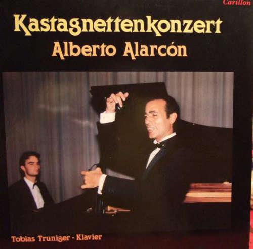 Cover zu Alberto Alarcón - Kastagnettenkonzert (LP) Schallplatten Ankauf