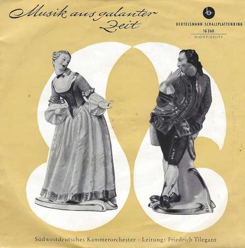 Bild Luigi Boccherini / Joseph Haydn ; Südwestdeutsches Kammerorchester, Friedrich Tilegant - Musik Aus Galanter Zeit (7, Mono) Schallplatten Ankauf