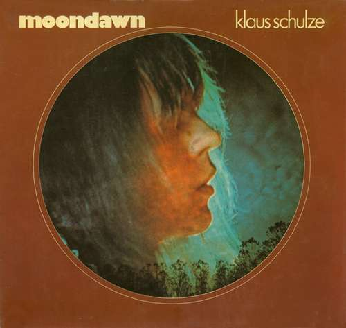 Cover Klaus Schulze - Moondawn (LP, Album) Schallplatten Ankauf