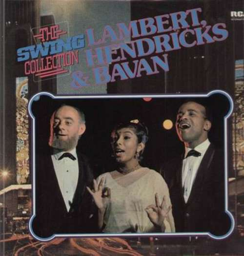 Bild Lambert, Hendricks & Bavan - The Swing Collection (2xLP, Gat) Schallplatten Ankauf