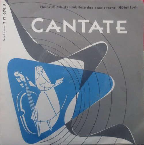 Bild Heinrich Schütz - Jubilate Deo Omnis Terra / Hütet Euch (7) Schallplatten Ankauf