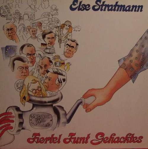 Bild Else Stratmann - Fiertel Funt Gehacktes (LP, Album) Schallplatten Ankauf