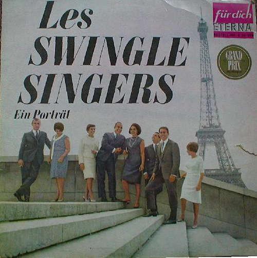 Bild Les Swingle Singers - Les Swingles Singers - Ein Porträt (LP, Mono) Schallplatten Ankauf