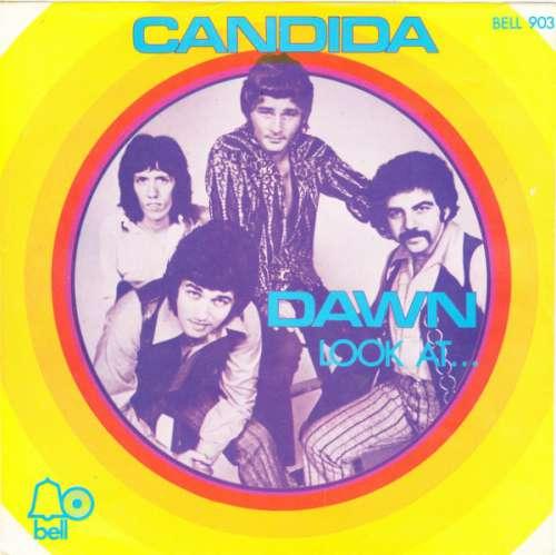 Cover zu Dawn (5) - Candida (7, Single) Schallplatten Ankauf
