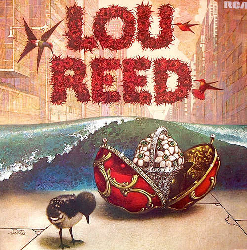 Cover Lou Reed - Lou Reed (LP, Album, RE) Schallplatten Ankauf