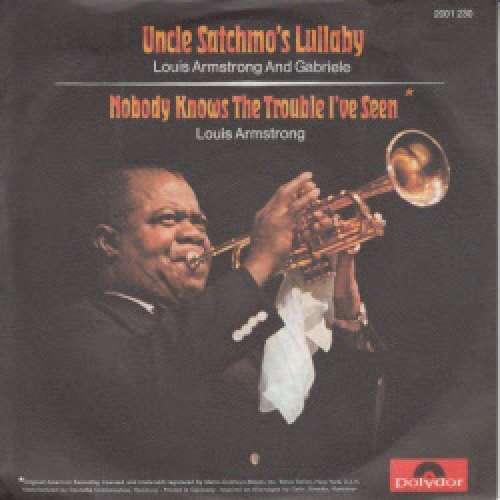Bild Louis Armstrong - Uncle Satchmo's Lullaby (7, Single) Schallplatten Ankauf