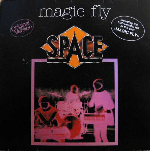 Cover Space - Magic Fly (LP, Album) Schallplatten Ankauf