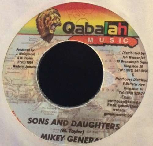 Bild Mikey General - Sons And Daughters (7) Schallplatten Ankauf