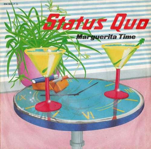 Bild Status Quo - Marguerita Time (7, Single) Schallplatten Ankauf