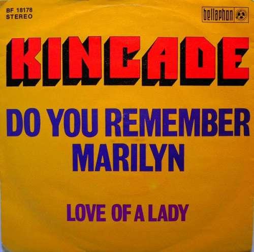 Bild Kincade - Do You Remember Marilyn (7, Single) Schallplatten Ankauf